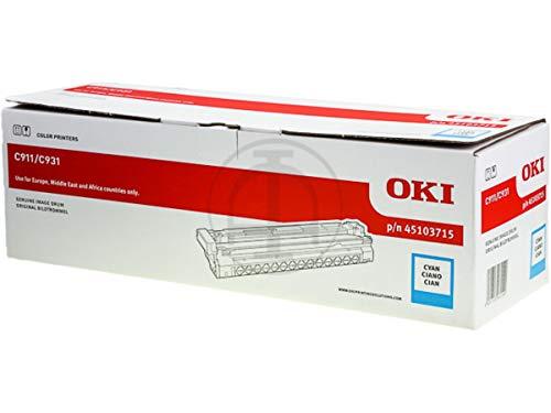 Preisvergleich Produktbild OKI original - OKI C 931 dn (45103715) - Bildtrommel cyan - 40.000 Seiten