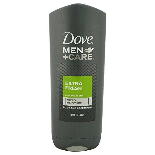 Dove Men + Care Lotion nettoyante Men+Care pour le corps et le visage - Fraîcheur extra - 400 ml