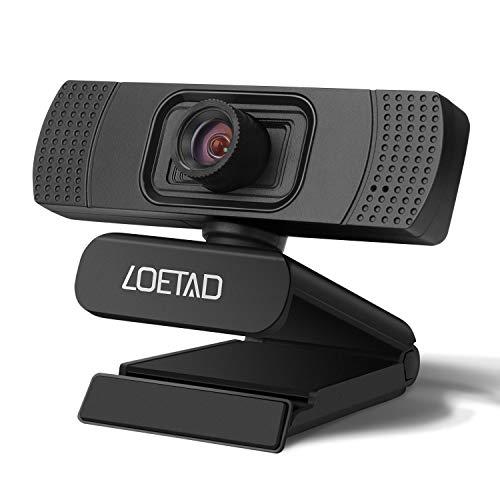 LOETAD Webcam PC HD