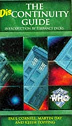 The Discontinuity Guide (Doctor Who) by Paul Cornell (1995-07-01)