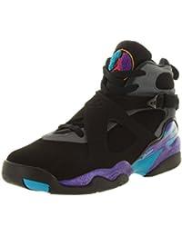 Nike Air Jordan 8 Retro Bg, Zapatillas de Deporte para Niños