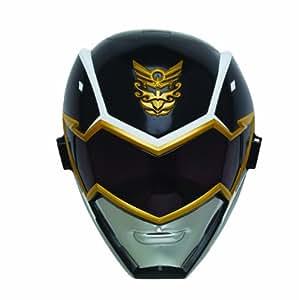 Power rangers 35023 masque megaforce noir - Masque de power rangers ...