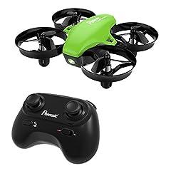 Idea Regalo - Potensic Mini Drone con Telecomando Funzione di Sospensione Altitudine,Adatto per Principianti ,Buon regalo per Bambini