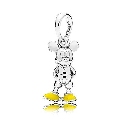 Pandora Disney Anhänger Mickey Sterlingsilber 397394EN06 -