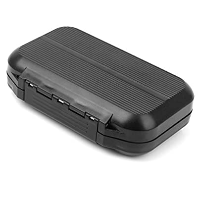 Waterproof Dual-Layer Fly Fishing Bait Storage Case Box by WayGo