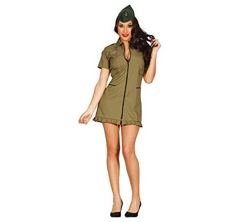 Disfraz de militar soldado