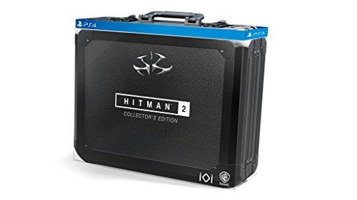 HITMAN 2 - COLLECTOR'S EDITION - [PlayStation 4]