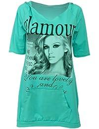 AO Glamour Sweat Hoodie Gr. S / M / L