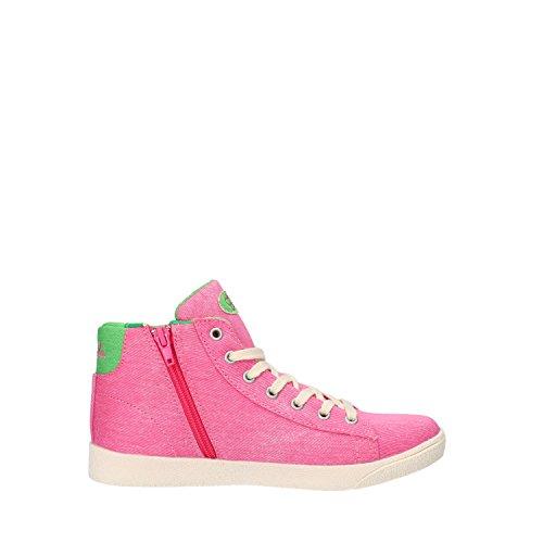 Pink segeltuch LULU M盲dchen pink pink Blau LULU Pink Blau sneakers segeltuch M盲dchen sneakers 7wxZaqH