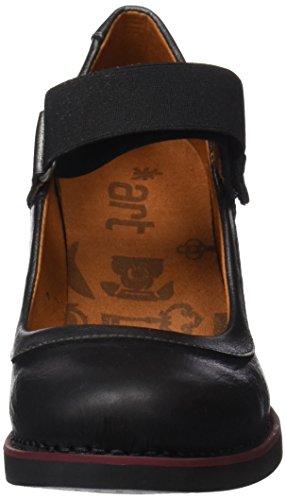 Art Damen 1071 Memphis St.Tropez Pumps Schwarz (Black)