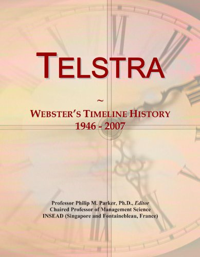 telstra-websters-timeline-history-1946-2007