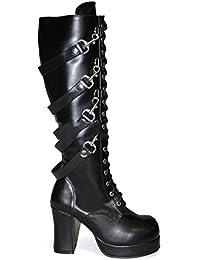 effbc0ccbc5 Amazon.co.uk: High-Heels-Helden - Boots / Men's Shoes: Shoes & Bags