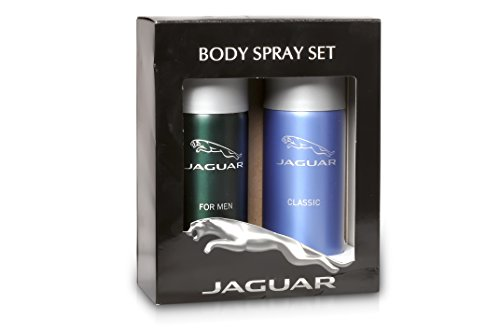 Jaguar Classic Deo, 150ml with Deo for Men, 150ml