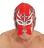 Widmann - Masque de catcheur rouge