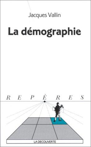 La démographie par Jacques Vallin
