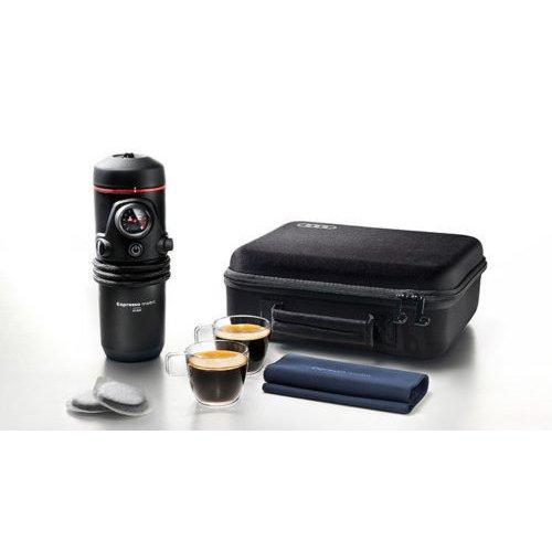 Audi 4G0069641 Mobile Espressomaschine Espresso Mobil, 24-Teilig