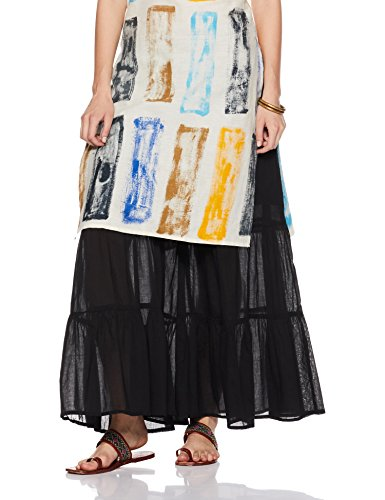 Aurelia Womens Palazzo (18FEK60091-03539_XL_BLACK)