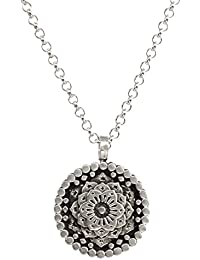 Dogeared Collier Donna argento Argento sterling 925