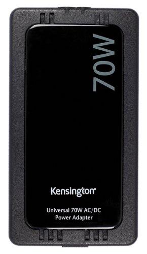 Kensington 70 Watt, AC/Car/Air Ladegerät für Notebook (Kensington Laptop-ladegerät)
