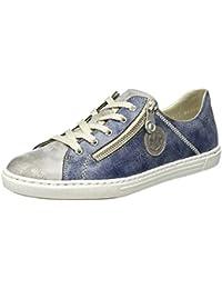 Rieker Damen L0943 Sneakers
