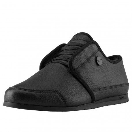 VO7 Shark Leather Dark Noir