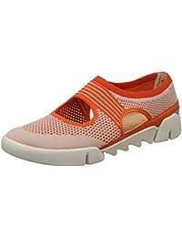 91a89b52ea08 Amazon.co.uk  Orange - Ballet Flats   Women s Shoes  Shoes   Bags