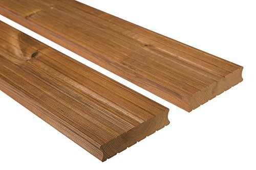 Woodstore TKSW2611562-4,2D33 Sculpture de main en pin thermique Marron