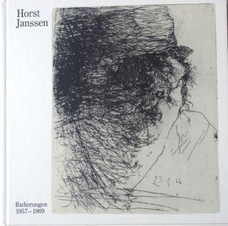 Horst Janssen: Radierungen 1957-1969. Werkverzeichnis