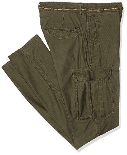 Scotch & Soda 127359, Pantalon Homme Vert (army 66)