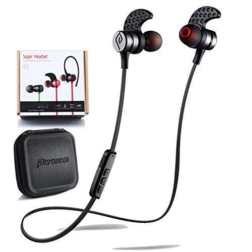 Earphones Sport Headset (Black)