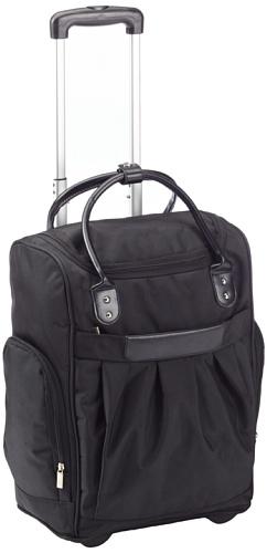 PUNTA Shopping-Roller, schwarz, 32.5 x 21 x 44 cm, 25 liters, 10134-0100, 0.00 euro/100 ml