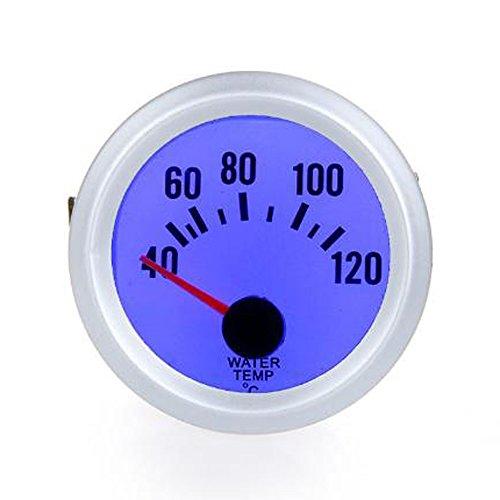 PTCM Meter Gauge temperatura dell'acqua con il sensore per auto