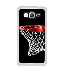 Fuson Designer Back Case Cover for Samsung Galaxy Grand Prime :: Samsung Galaxy Grand Prime Duos :: Samsung Galaxy Grand Prime G530F G530Fz G530Y G530H G530Fz/Ds (Basket ball ring Game Sport stadium Court)