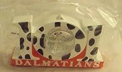 101 Dalmatians Dalmatian Celebration Snow Dome 1996
