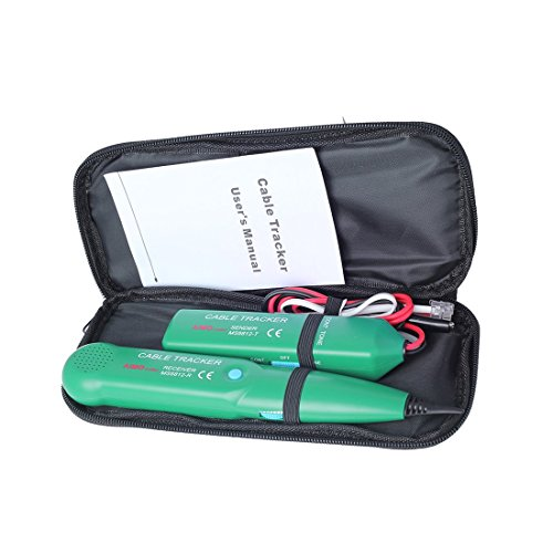 Formulaone Professionelle Telefon Telefon Draht Netzwerkkabel Tester Linie Tracker Mit Tragetasche Für MASTECH MS6812
