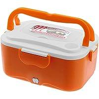 1,5L Lebensmittelbeh/älter Lebensmittel Boxen Lunchbox Erhitzbar f/ür 12V PKW 24V LKW Lunchtaschen Elektrisch zum Warmhalten Kapazit/ät ca LKW Beheizbar Lunchbox mit Zigarettenanz/ünder Tragbare Auto