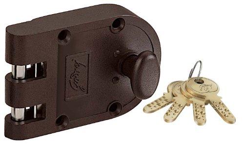 6. Godrej Locks Ultra Vertibolt Texture