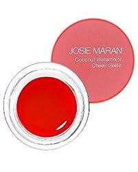 Josie Maran Coconut Watercolor Cheek Gelee Mini Poppy Paradise 2.7gram