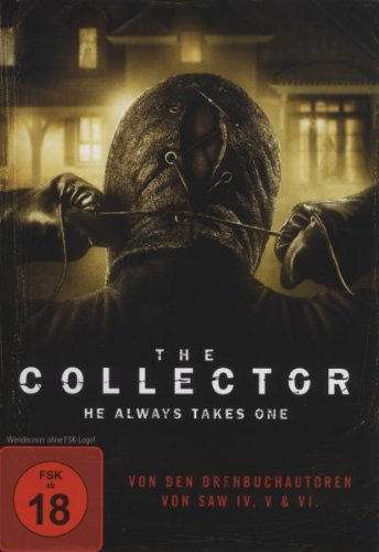 The Collector - He Always Takes One (Madeline Dvd)