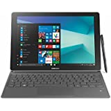 "Samsung Galaxy Book ordinateur  tactile 12"" (Core i5, 256 Go, Windows 10, Wi-Fi) Argent+ Stylet et clavier"