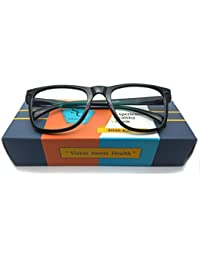 036b509f6c5 SILVERCARE Blue Ray Cut UV420 and Anti-reflection unisex Wayfarer Computer  Protection spectacle