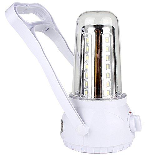 LYGOO Camping Lumière Veilleuse Lampe LED à lumière réglable portable Camping Lanterne Lampe de camping rechargeable Lumière de travail. lumineux pour éclairage de jardin/éclairage d'urgence