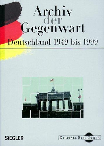Directmedia Archiv der Gegenwart