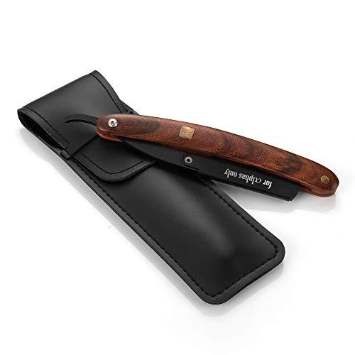 A.P. Donovan - Rasiermesser mit Wechselklinge   Bartpflege für den Mann   Rasierer mit Etui