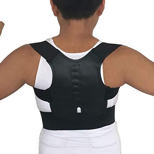 altung Korrektor Männer Orthopädische Rückenstützgürtel Richtige Körperhaltung Klammer Korrektor Rückenstütze ()
