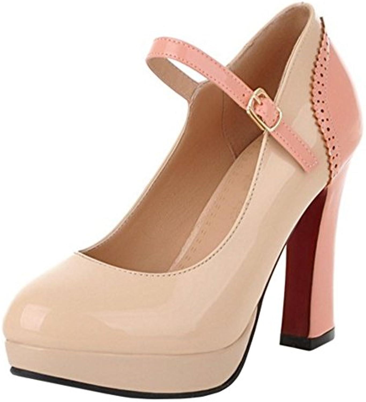 Melady Court Donna Block nhta 20816 20790 High High 20790 Heel Court scarpe   4691f9