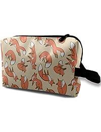 1ec6741f3f Lovely Fox Travel Storage Bag Cosmetic Bag