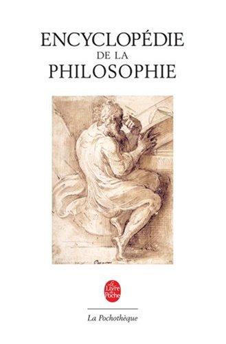 Encyclopédie de la philosophie