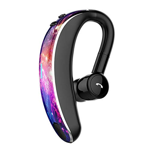 gyx 5.0 Drahtlose Bluetooth Headset Stereo Im Ohr Noise Cancelling Bluetooth Headset Lange Standby Die Cochlea Drehen kann um 180 ° Geeignet für Apple und Android