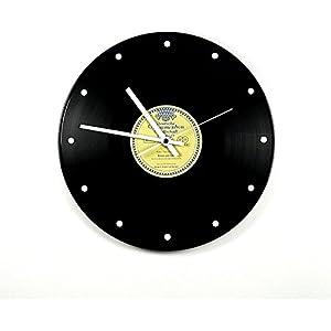 Uhr Wanduhr 1.0 Vinyluhr Schallplattenuhr